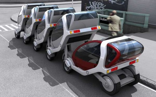 CityCar by SmartCities Lab. Source: MIT TEchnology Review.
