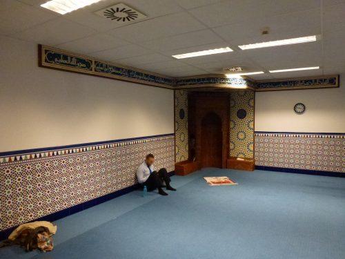 Aéroport mosquée Bruxelles