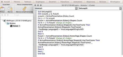 macOS powerpoint visual basic