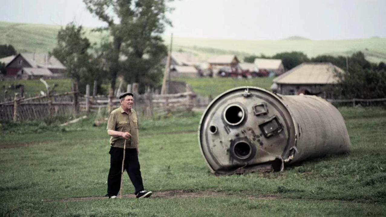 Space tourists (2009) Christian Frei