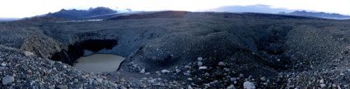 Kettel, Vatnajökull